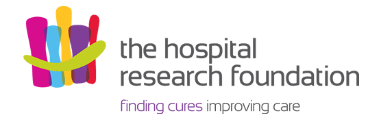 Hospital Research Foundation logo